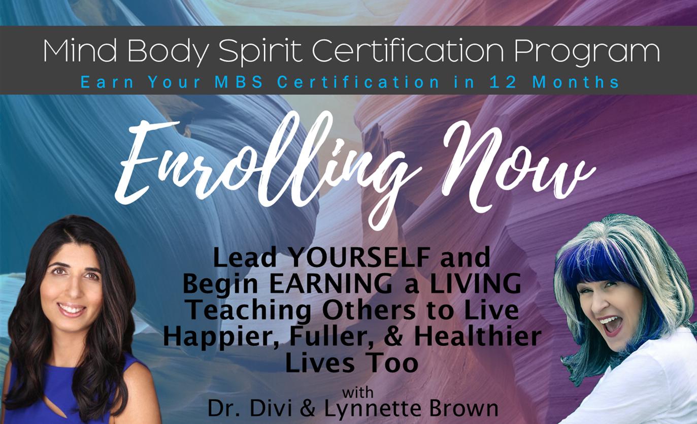 Mind Body Spirit Certification